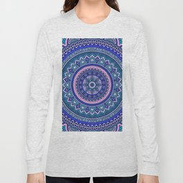 Hippie mandala 29 Long Sleeve T-shirt