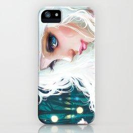 Abarbarea iPhone Case