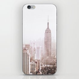 New York City Late Afternoon iPhone Skin