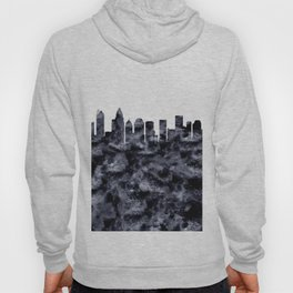 Charlotte Skyline North Carolina Hoody