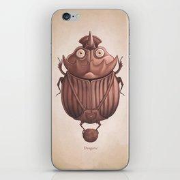 Dungaree iPhone Skin