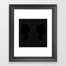 Queenie 35 Framed Art Print