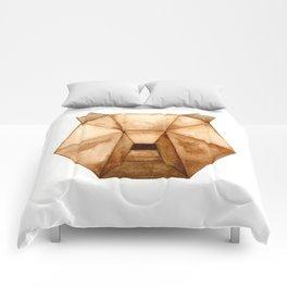 Geo Series - Bear Comforters