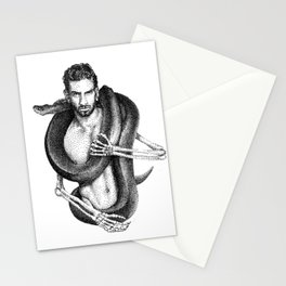 Nyle Spooky NOODDOOD Stationery Cards