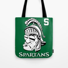 The Spartans Tote Bag