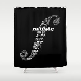 Forte - inverted Shower Curtain
