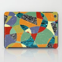 the 100 iPad Cases featuring Abstract #100 by Ron Trickett