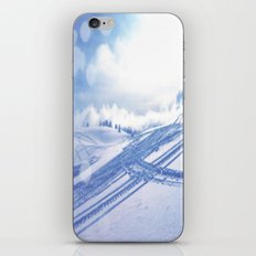 Fresh Tracks iPhone & iPod Skin