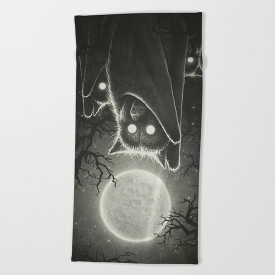 Hang Out Beach Towel