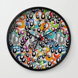 ooo Wall Clock