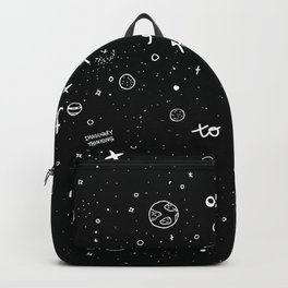 A certain darkness Backpack