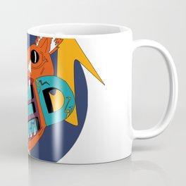 Crazy Fox Coffee Mug