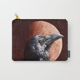 Crow Moon II Carry-All Pouch