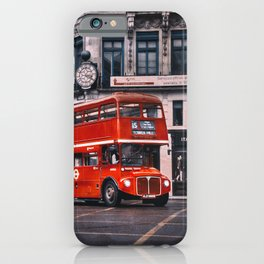 Fleet St Routemaster  iPhone Case