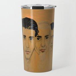 Men of Rammstein Travel Mug