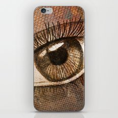 Refracted Canvas iPhone & iPod Skin
