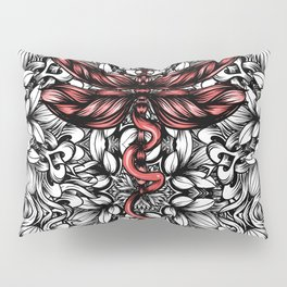 Dragonfly Pillow Sham