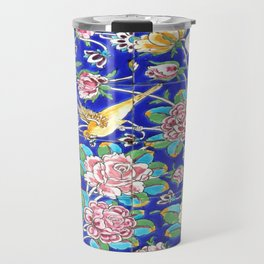 Birds Paradise Travel Mug