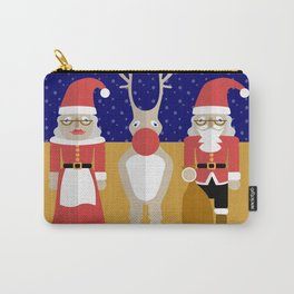 Christmas Family Carry-All Pouch