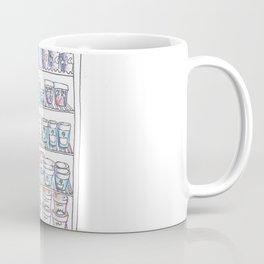 Freezer Goals Coffee Mug
