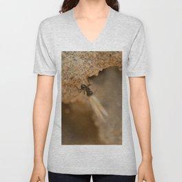 Romantic Ant Unisex V-Neck