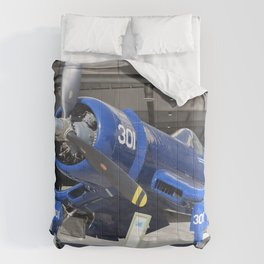 World War II United States Army Air Forces Plane Comforters