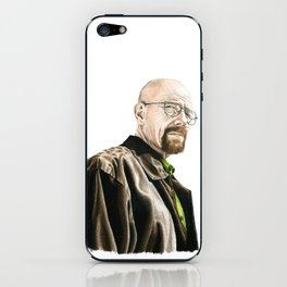 The One Who Knocks iPhone Skin
