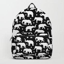 White Elephants Backpack
