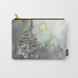 blooming Sally Carry-All Pouch