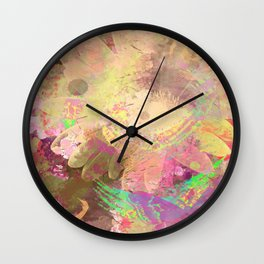 Collage no.2 Wall Clock
