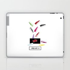 slippers ad Laptop & iPad Skin