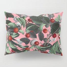 Vintage Fruit Pattern IV Pillow Sham