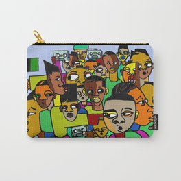 2014 TAPES FROM BROTHER MAN Carry-All Pouch