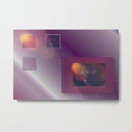 Showcase. Metal Print