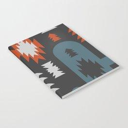 Tribal cacti Notebook