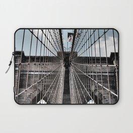 Iron Strung - Brooklyn Bridge Laptop Sleeve