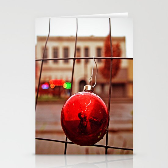 Urban ornament Stationery Cards