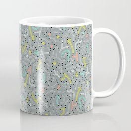 Atomic graffiti Coffee Mug