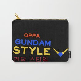 Gundam Style Carry-All Pouch