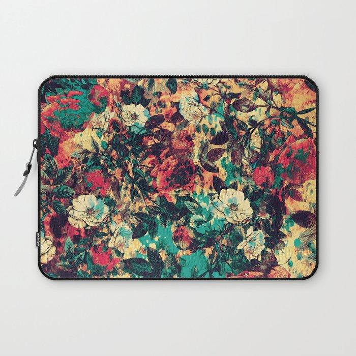 RPE FLORAL V Laptop Sleeve