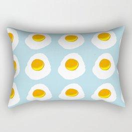 gold eggs Rectangular Pillow