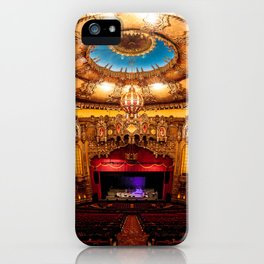 The Fabulous Fox Theatre iPhone Case