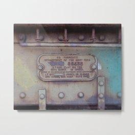 38485 Metal Print