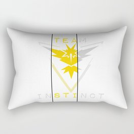Team INSTINCT Rectangular Pillow