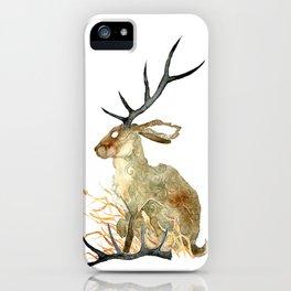Shed Antler iPhone Case