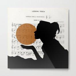 Music in the sun Metal Print