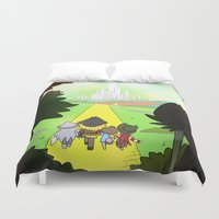 oz Duvet Covers featuring Page 182 - 'Oz' by Skyler
