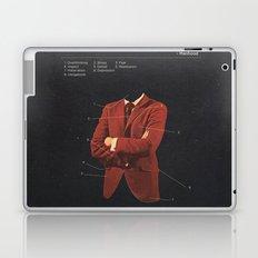 Manhood Laptop & iPad Skin