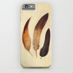 Three Feathers  iPhone 6 Slim Case