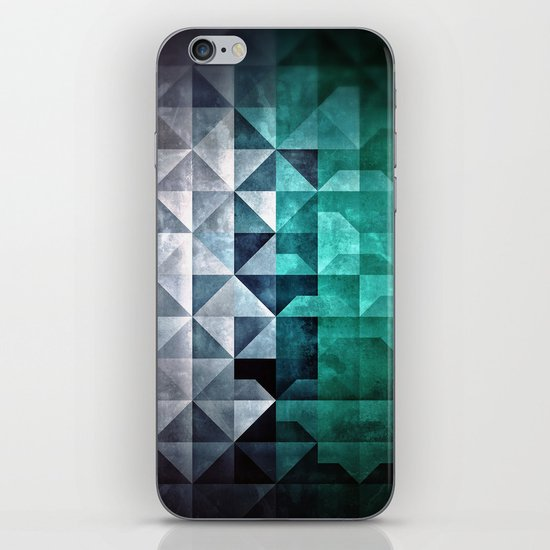 Yce iPhone & iPod Skin